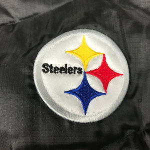 NFL Jackets & Coats - NFL for Her Pittsburgh Steelers puffer coat *as is